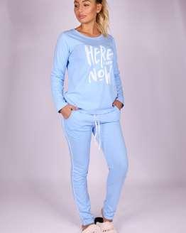 Дамска пижама дълъг ръкав, дамски пижами с дълги ръкави