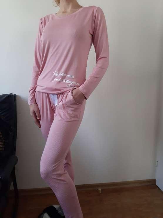 Дамска пижама от модал, дамски пижами модал и памук