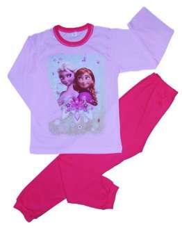 Детски памучни пижами дълъг ръкав и дълъг панталон