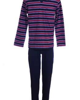 Мъжки памучни пижами, български мъжки пижами ниски цени