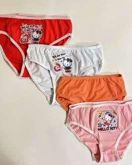 Детски памучни бикини за момиче