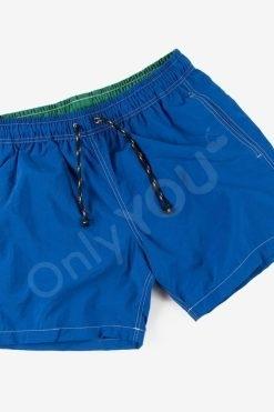 Мъжки плувни шорти Тъмно синьо