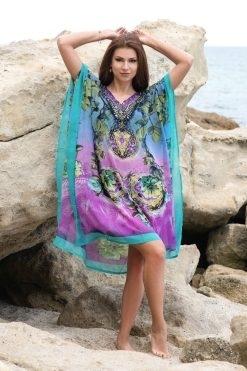 Плажна туника Lilac Tamptation