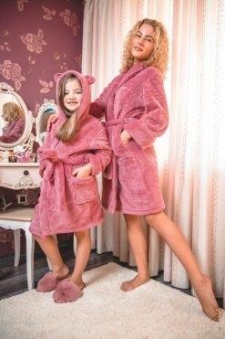Мек зимен халат Marsal